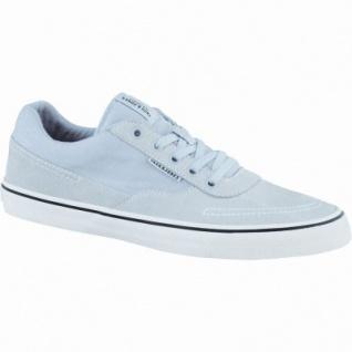 Jack&Jones JJ Shark Canvas Herren Canvas Sneaker vapor blue, Canvas-Futter, 2136108