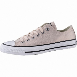 Converse Chuck Taylor All Star - OX Damen Glam Sneakers washed coral, weiche ...