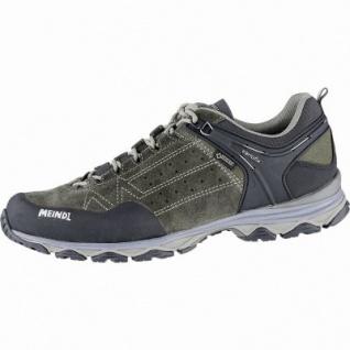 Meindl Ontario GTX Herren Velour-Mesh Outdoor Schuhe loden, Air-Active-Fußbett, 4440109