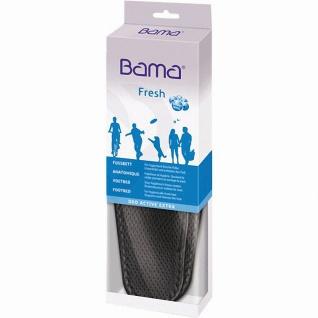 Bama Deo Active Extra Damen, Herren anatomische Fußbett Sohle für trockene Füße
