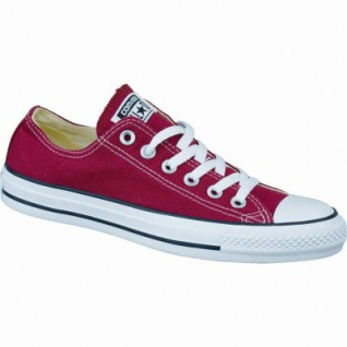 Converse Chuck Taylor All Star Low maroon, Damen, Herren Chucks, 4234124/37.5