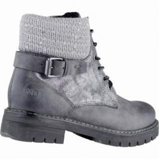 Marco Tozzi coole Damen Synthetik Winter Boots grau, Warmfutter, warme Decksohle, 1639348/42 - Vorschau 2
