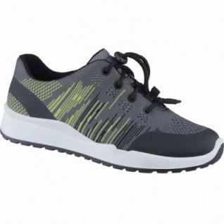 Superfit coole Jungen Synthetik Sneakers schwarz, Superfit Fußbett, mittlere Weite, 3338158/31