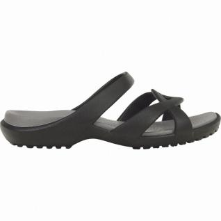 Crocs Meleen Twist Damen Pantoletten black
