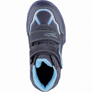 Superfit Jungen Winter Synthetik Gore Tex Boots blau, angerautes Futter, warmes Fußbett, 3741150/33 - Vorschau 2