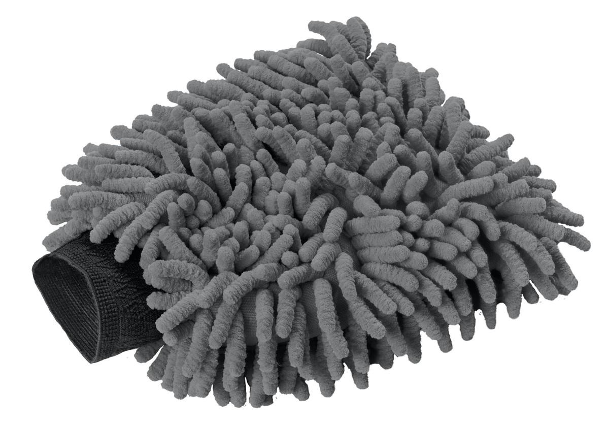 Auto Mikrofaser Wasch Handschuh Mit 2 Seiten Grau 17x22 Cm Reinigt Ohne Kra Kaufen Bei Ensuite Shopping Simone Orlowski