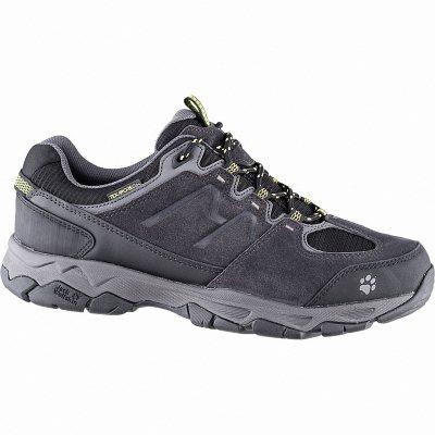 Jack Wolfskin MTN 6 Attack 6 MTN Texapore Low Men Herren Leder Outdoor Schuhe burly Gelb, Einlegesohle, 4441178 burly Gelb 361bc5