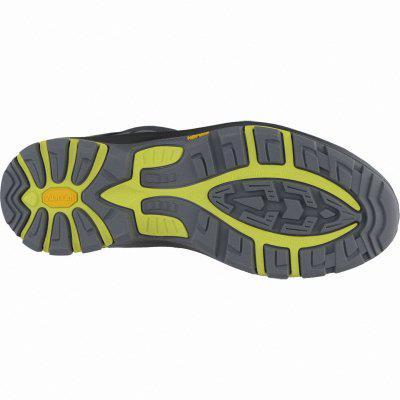 Grauport Maranello Herren Herren Herren Leder Sicherheits Schuhe schwarz, DIN EN ISO 20345, ölresistent, 5537102 schwarz 50e80b