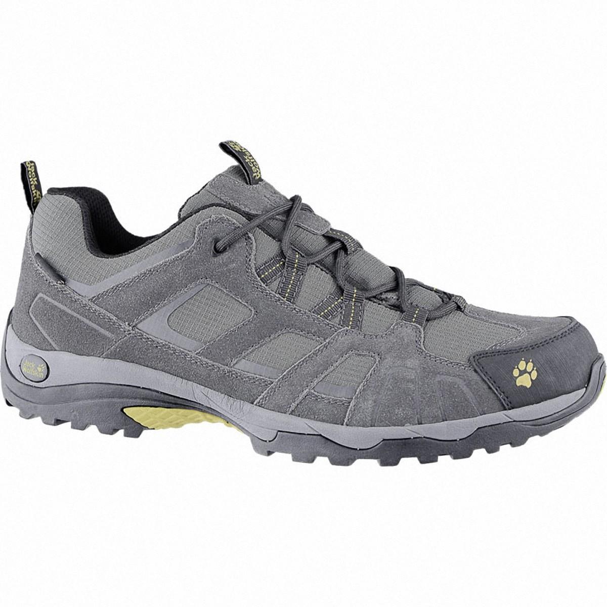 Jack Wolfskin Vojo Hike Texapore Men Herren Leder Mesh Outdoor Schuhe burly y