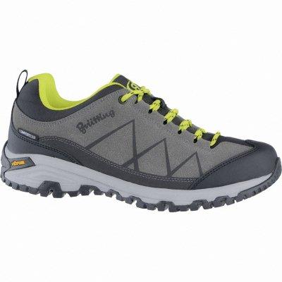 Brütting Kansas Herren Synthetik Synthetik Synthetik Outdoor Schuhe anthrazit, Comfortex Klimamembrane, 4439128 anthrazit schwarz lemon a7ea31