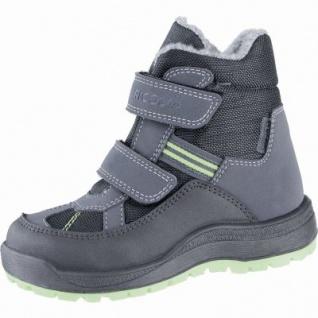 Ricosta Gabris Jungen Winter Thermo Tex Boots antra, Warmfutter, warmes Fußbett, 3739182/35