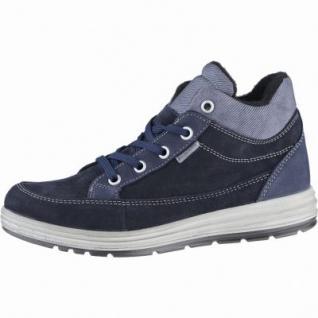 Ricosta Patrick Jungen Winter Leder Tex Sneakers see, Warmfutter, warmes Fußbett, 3739183/33