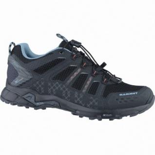 Mammut T Aenergy Low GTX Women Damen Textil Outdoor Schuhe schwarz, Gripex Tri Traction-Laufsohle, 4438183