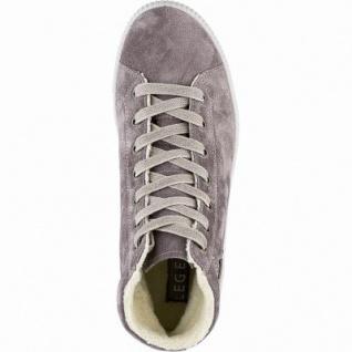 Legero softe Damen Leder Boots dark clay, 10 cm Schaft, Warmfutter, warmes Fußbett, Gore Tex, Comfort Weite G, 1741131/5.5 - Vorschau 2