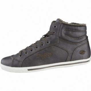 Dockers modische Damen Synthetik Winter Sneakers braun, Warmfutter, Sneakerlaufsohle, 1639279/37