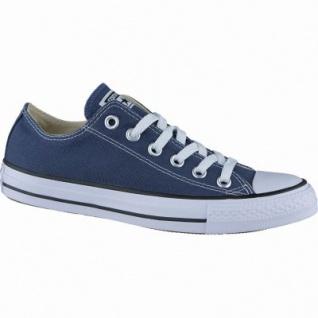 Converse Chuck Taylor All Star Low blau, Damen, Herren Chucks, 4234123