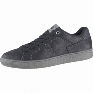 Dockers modische Damen Synthetik Sneakers schwarz, Cambrellefutter, Plateaulaufsohle, 1239122/36 - Vorschau 1