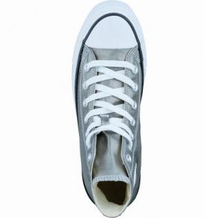 Converse CTAS Canvas Metallic coole Damen Canvas Metallic Sneaker metallic herbal-white-black, Textilfutter, 1237128/40 - Vorschau 2