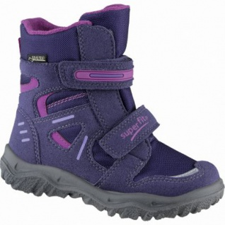 Superfit Mädchen Synthetik Winter Tex Boots raisin, molliges Warmfutter, warmes Fußbett, 3739143/31