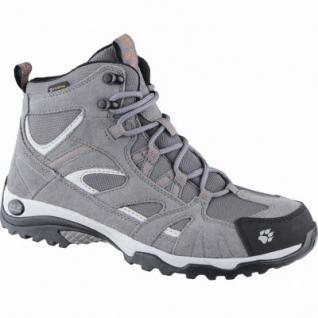 Jack Wolfskin Vojo Hike MID Texapore Woman Damen Leder Trekking Boots grapefruit, atmungsaktives Polyesterfutter, 4439141