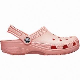 Crocs Classic Damen Crocs melon, Massage Fußbett, verstellbarer Fersenriemen, 4342102/36-37