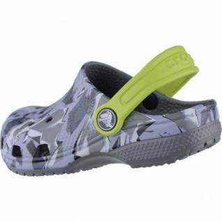 Crocs Classic Graphic Clog K Jungen Crocs camo, verstellbarer Fersenriemen, 4339103/25-26 - Vorschau 2