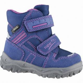 Superfit Mädchen Synthetik Winter Tex Boots water, Warmfutter, warmes Fußbett, 3239109
