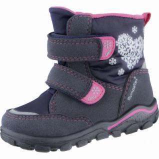 Lurchi Kiri Mädchen Synthetik Winter Tex Boots atlantic, Warmfutter, Fußbett, 3239102