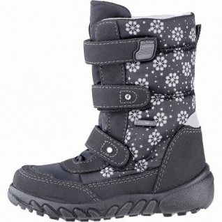 Richter Mädchen Tex Boots black, mittlere Weite, Warmfutter, anatomisches Fußbett, 3741219/27