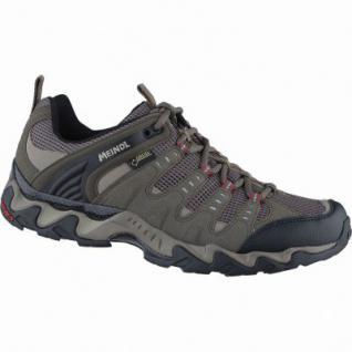 Meindl Respond GTX Herren Velour Mesh Outdoor Schuhe schilf, Air-Active-Fußbett, 4438164/11.5