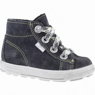Pepino Zaini warme Jungen Leder Tex Boots asphalt, Lammwollfutter, warmes Fußbett, mittlere Weite, 3241138/22