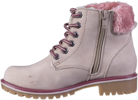 INDIGO Mädchen Winter Synthetik Boots pink, Tex Ausstattung, Warmfutter - Vorschau 3