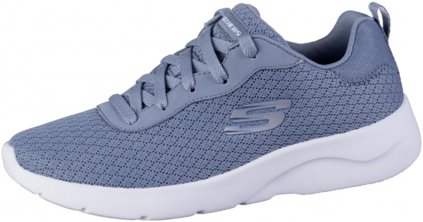 SKECHERS Dynamight 2.0 Damen Jersey Sneakers slate, Memory Foam Fußbett