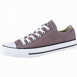Converse Chuck Taylor All Star - OX Damen Canvas Sneakers mineral teal, weiche Decksohle, Converse Laufsohle, 4142140/36