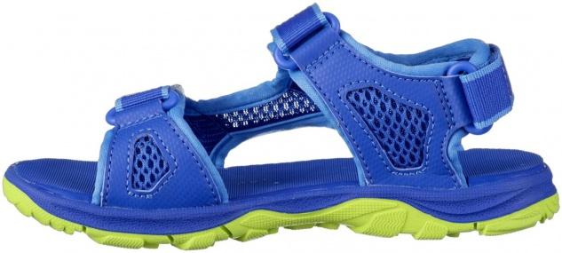 JACK WOLFSKIN Taraco Beach Sandal Kids Jungen Synthetik Sandalen blue, stoßdä... - Vorschau 3