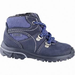 Pepino Desse warme Jungen Leder Tex Boots see, Fleecefutter, warmes Fußbett, breitere Passform, 3241137/26