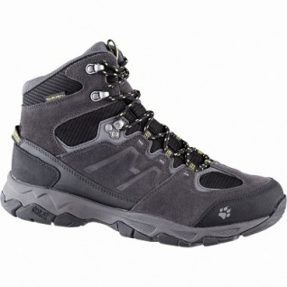 Jack Wolfskin MTN Attack 6 Texapore Mid M Herren Synthetik Outdoor Boots burly yellow, Einlegesohle, 4441177