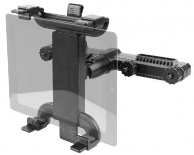 Universal PKW Tablet PC Halter für Kopfstützen bis 10 Zoll Tablets, 360 Grad ...