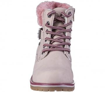 INDIGO Mädchen Winter Synthetik Boots pink, Tex Ausstattung, Warmfutter - Vorschau 4