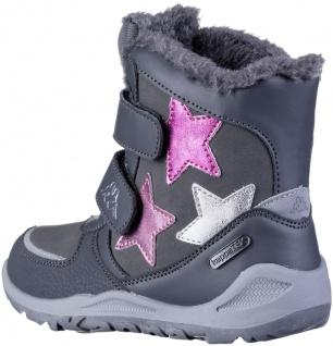 KAPPA Glitzy Tex Mädchen Winter Synthetik Boots grey, Warmfutter, wasserdicht... - Vorschau 2