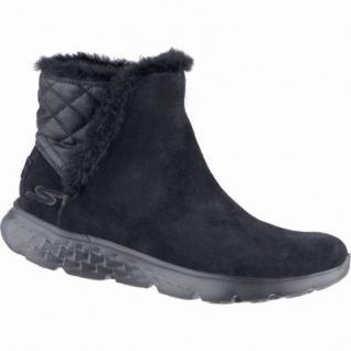Skechers on-the-GO-400 blace coole Damen Leder Winter Boots black, Warmfutter, 1639267