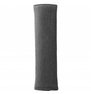 komfortables Memory Foam Gurtpolster schwarz, 7x24 cm, für Sicherheit+Komfort