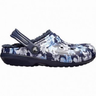 Crocs Classic Lined warme Damen Winter Clogs lavendar, Warmfutter, flexible Laufsohle, 4341106