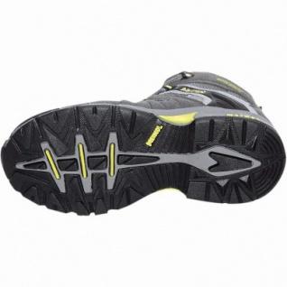 Meindl Snap Jr Mid Jungen Mesh Outdoor Schuhe anthrazit, Clima+Nässeschutz-Futter, 4428148 - Vorschau 2