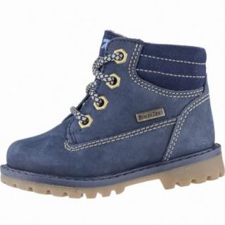 Richter Jungen Winter Leder Tex Boots atlantic, Warmfutter, wames Fußbett, mittlere Weite, 3239125/25