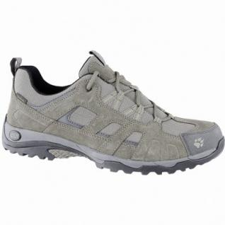 Jack Wolfskin Vojo Hike Texapore Men Herren Leder Mesh Outdoor Schuhe flashing green, Texapore Ausstattung, 4440158