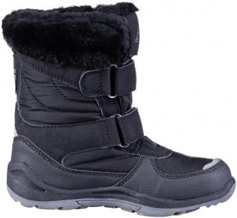KAPPA Gurli Tex Mädchen Winter Synthetik Boots black, Warmfutter, wasserdicht... - Vorschau 3