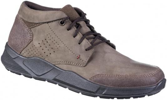 JOMOS Herren Leder Boots choco, Jomos Aircomfort Fußbett, Climafutter