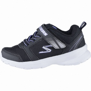 Skechers Skech-Stepz coole Jungen Mesh Sneakers black, Skechers Laufsohle, Sk...