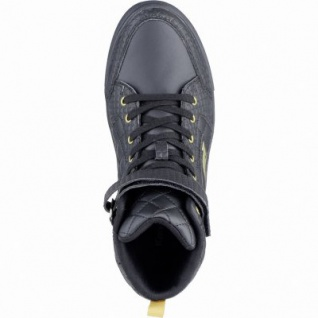 Kangaroos Prisma coole Damen Synthetik Winter Boots je black, molliges Warmfutter, warmes Fußbett, mit Tasche, 1639115/38 - Vorschau 2